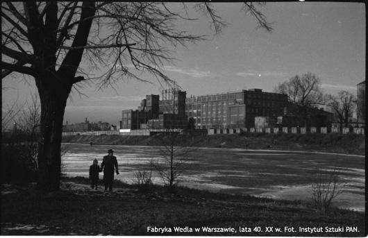 Warszawska Fabryka Wedla
