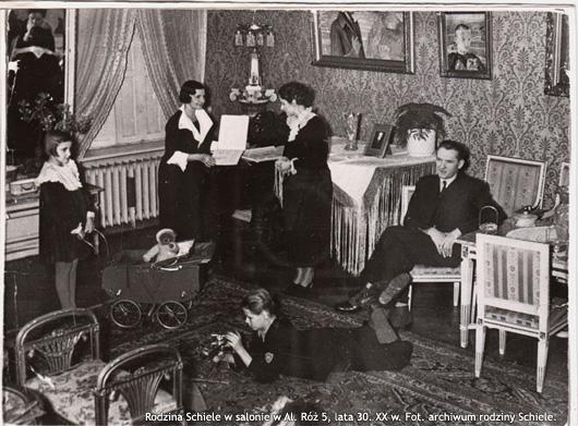 Rodzina Schiele