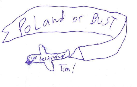 Tim Poland or Bust