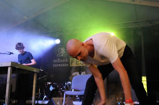 Niwea na Off Festival 2010