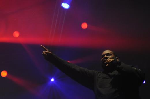 Raekwon na Off Festival 2010