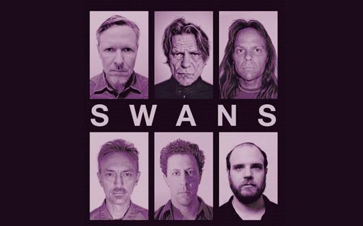 Swans w Stodole w piątek