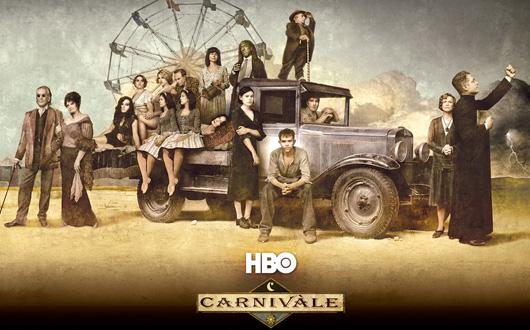 Carnivale - niezbyt wesoły cyrk na kółkach