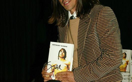 Anthony Kiedis Scar Tissue